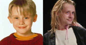 Как изменились дети-актеры: фотоподборка