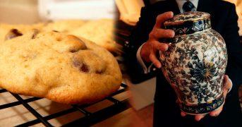 Калифорнийские школьники сделали печенье из праха своих дедушек и бабушек