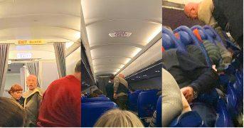 Розенбаум спас жизнь пассажиру самолета