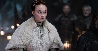 """Софи Тернер не мыла голову из-за роли в """"Игре престолов"""" годами"""