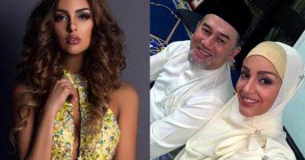 """Король Малайзии и """"Мисс Москва"""" решили развестись после 2-х месяцев брака"""