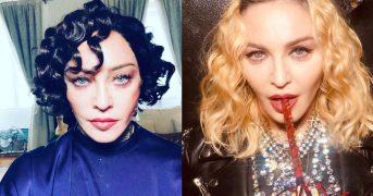Мадонну раскритиковали фанаты за смену имиджа