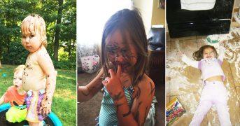 Шкодливые дети и их проступки 17 фото
